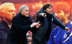 Mourinho vs Conte - La guerra di parole