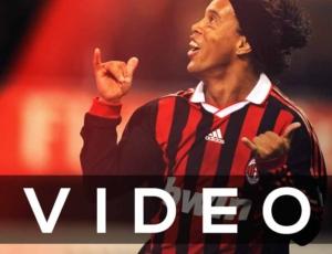 Ronaldinho al Milan: I gol e le giocate più belle