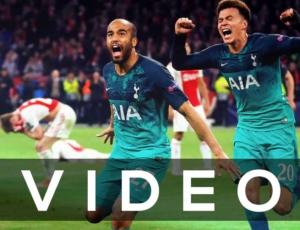 Ajax vs Tottenham 2-3 - Storia di una semifinale assurda