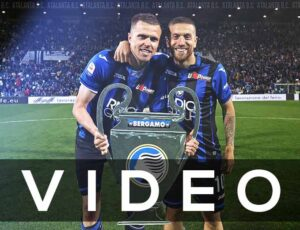 Atalanta, dalla Serie B alla Champions League (Video)